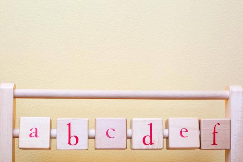 letters blocks - teach alphabet to preschoolers article image